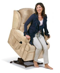 All Rise and Recline Chairs