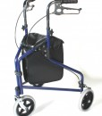 Steel Triwheel Walker