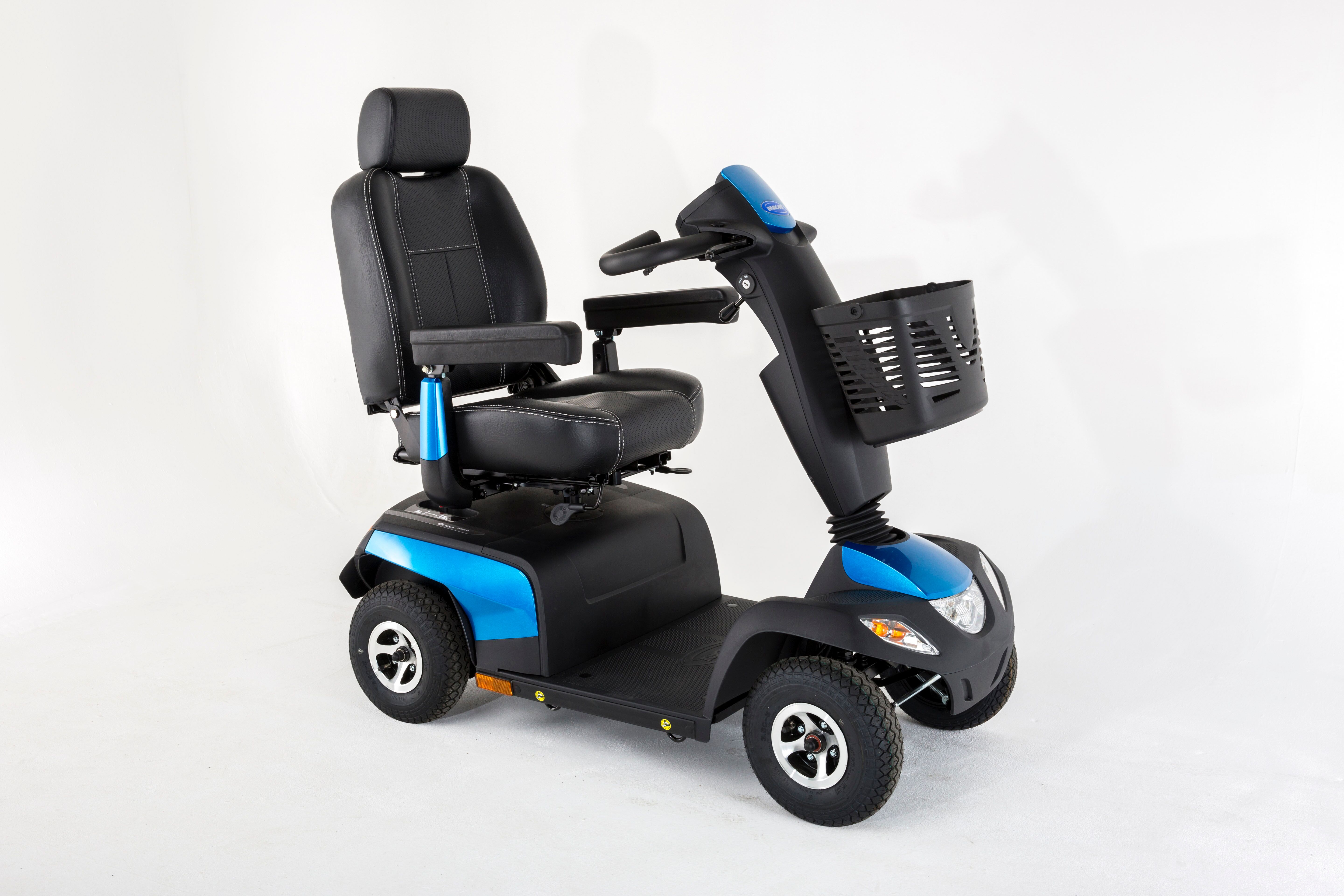 Invacare Orion Pro 8mph Mobility Scooter Care100