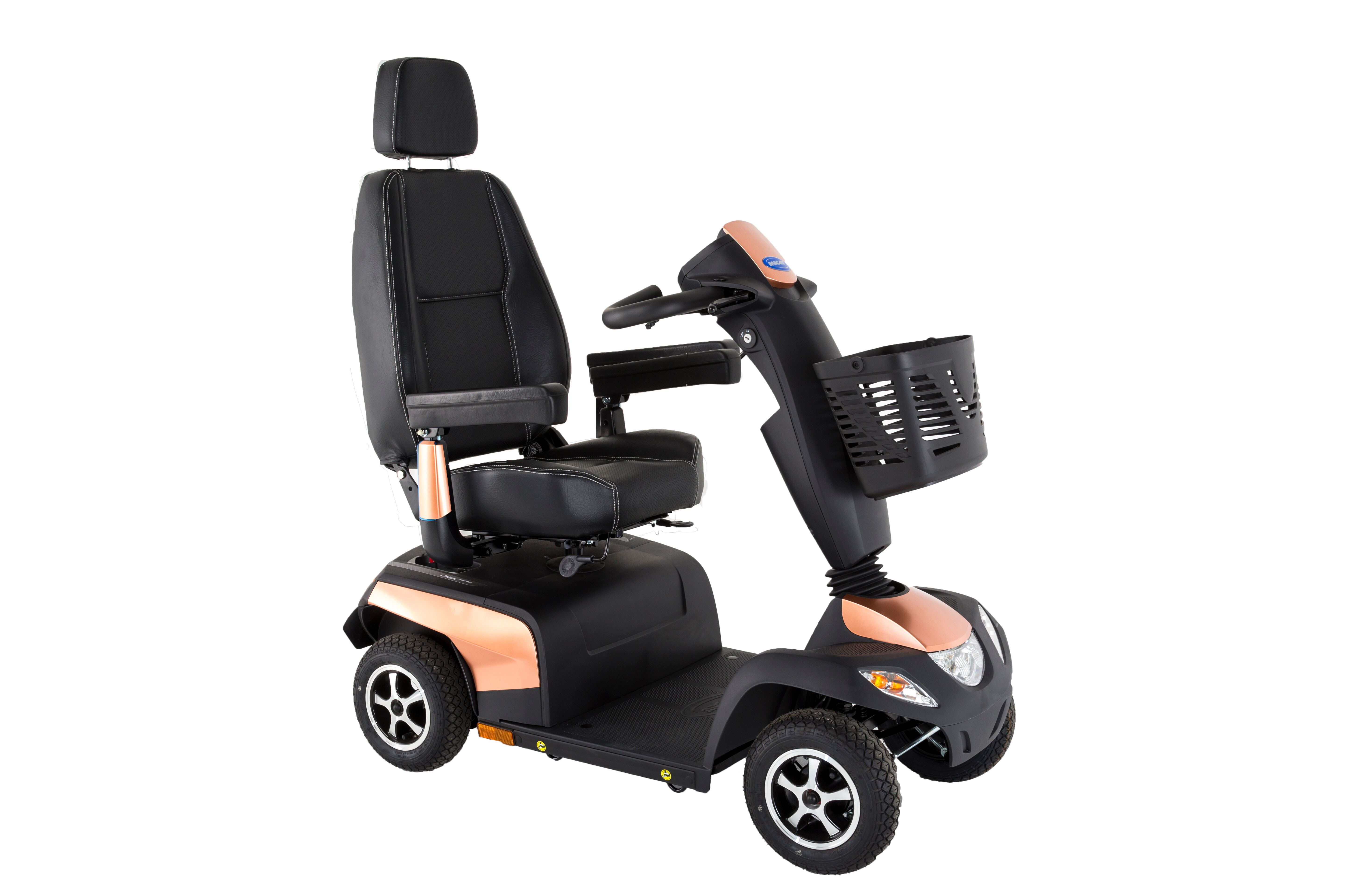 Invacare Orion Metro 8mph Mobility Scooter Care100
