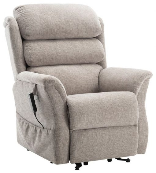 Hamble Rise and Recline Chair in Lille Cedar